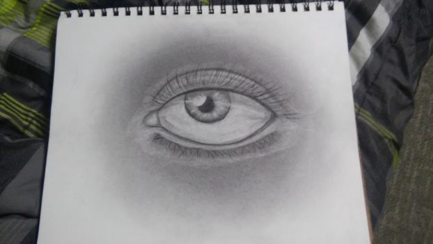 Eye by TruGeekster