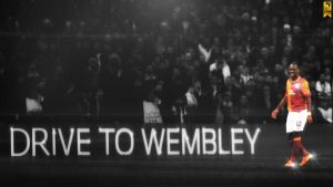 Drive to WEMBLEY by beymen0