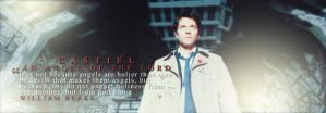 castiel: angel of the lord by mrsdiehard