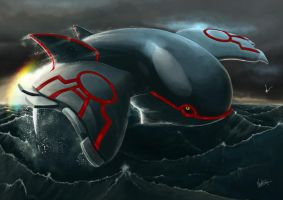 Rogue Wave - Kyogre -