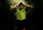Victor Valdes by azzx-webdesign