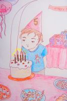 Five today by Lunalaurel