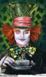The Mad Hatter by TheDragonofDoom