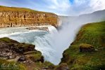 Gullfoss II, Iceland by Nightline