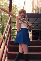 Toradora - Taiga - take care with me! by NunnallyLol
