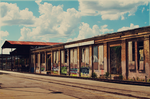Train Depot by grindyourjaw