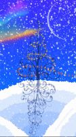 White Christmas 2014 Smartphone Edition by JackXan