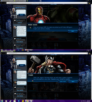 Avengers Aliance Game 2 by raelynn109