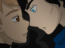 Johnlock: Were in the darkness together, baby by Xylocist