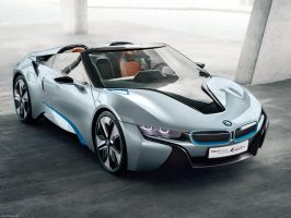 2013 BMW i8 by ThexRealxBanks