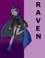 Raven by jacky-the-ripper