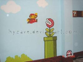 Super Mario Room by Hyzave