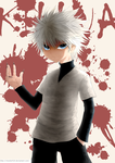 Killua by xhunter924