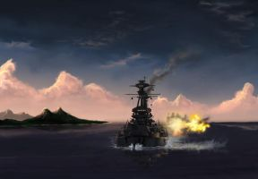 Battleship v2 by Grappo77