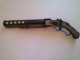Comstock Shotgun by Fay-Fever