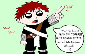 Gaara Griffin by WTFxD