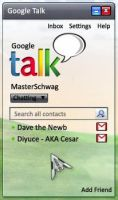 Glassy Google Talk by masterschwag