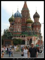St. Basil's Cathedral by DaMonne