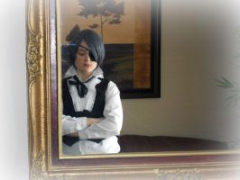 Ciel Phantomhive Cosplay 2 by dawnleapord