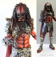 Red Predator Copy by AtomiccircuS