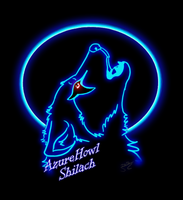 Azurehowl Logo by AzureHowlShilach