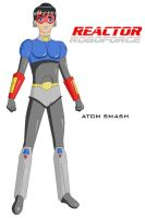 Atom Smash - refined by Dangerman-1973