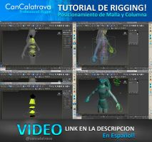 Tutorial de rigging en espanol by JesusAConde