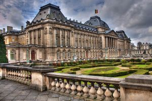 Royal Palace by ruthsantcortis