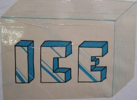 Ice sign by celacia