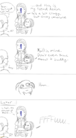 Skyrim - How to troll Aerin by Tori-34