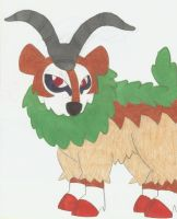 Gogoat by Alice-of-Africa