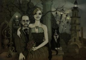 Simon and Marta come to Hopeless, Maine by CopperAge