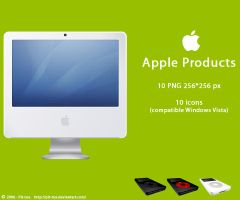 Apple Products by pit-tux