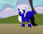 This is my MLP OC.... by Vv-Misao-vV