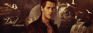 The Devil In Disguise (Klaus) by MidnightRippah