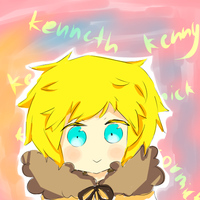 Kenny :D by PinkZugar