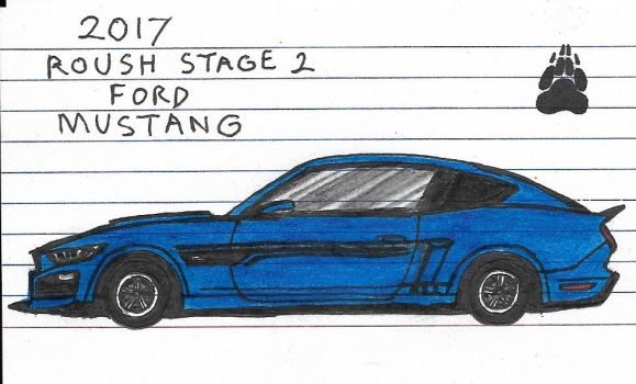 2017 Roush Stage 2 Ford Mustang by Katarina-G