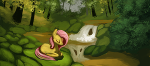 Quiet by HoofBoot