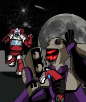 ROFL, I took your arm by DJ-MegaTron