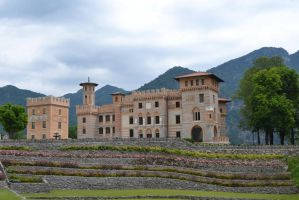 Ceconi Castle 3 by Wendybell80