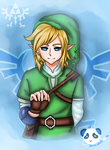 Link - Legend Of Zelda by Alexidas