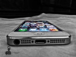 My iPhone5 by CoderAdenPhotographe