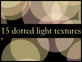 Dotted light textures 02 by yumi1805