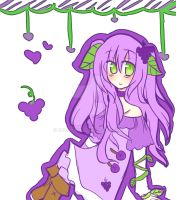 Purple Grape Adoptable by KokoMall
