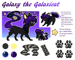 Galaxy ref commision by Redrie