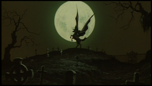 Vampire Hunter D, D's Awesome by SuperPumpkinMan
