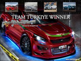 PSU WTB '08 WINNER : TURKIYE by DarknessDesign