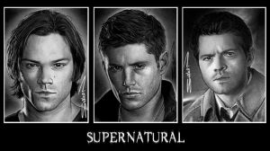 Supernatural by RandySiplon