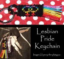 Pattern A759 - Lesbian Pride by Perry-the-Platypus