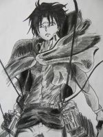Rivaille by IrinaMartis